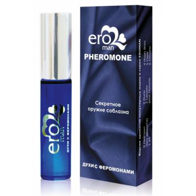 Духи с феромонами для мужчин Eroman №6 - 10 мл.